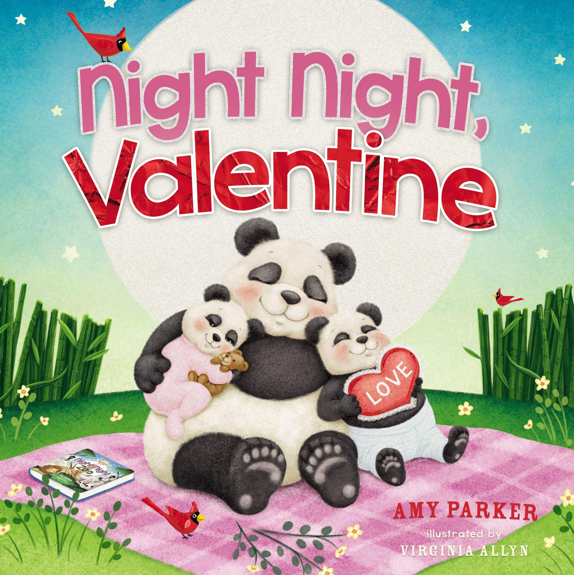 Night Night, Valentine – Book Promotion
