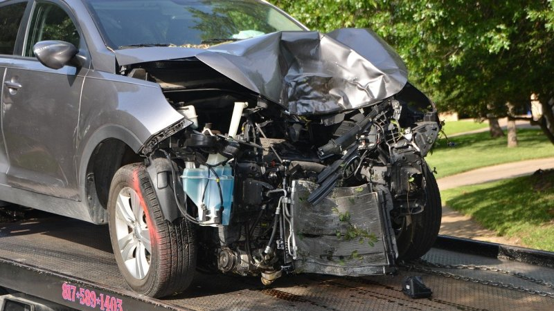 Injured in an Auto Accident? Here's What You Need to Do – Infographic