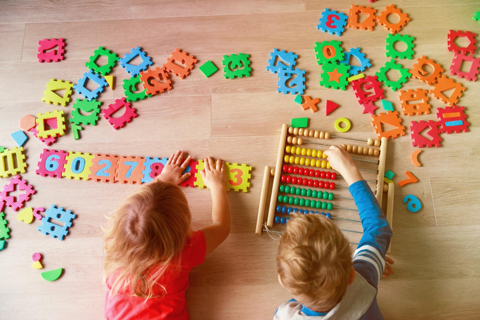 Bringing Math to the Mainstream: 7 Tips to Instill a Love of Math in Your Child