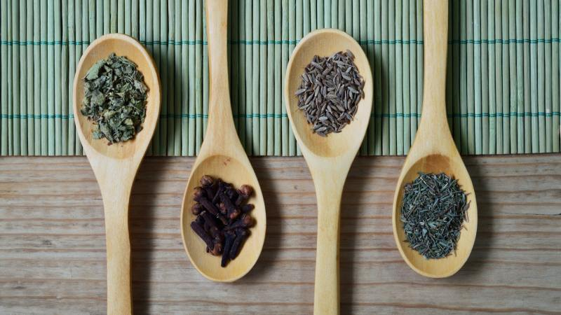 5 Herbs That Work As Natural Painkillers