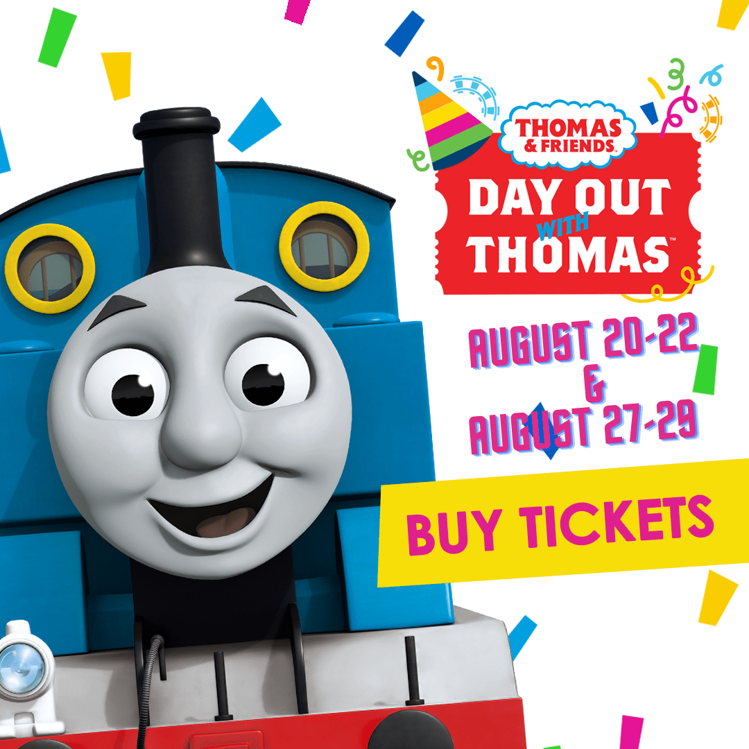 Family Event: Day Out With Thomas 2021-Flint