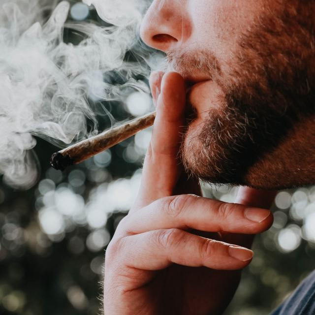 The Joy of Smoking After a Long Workday