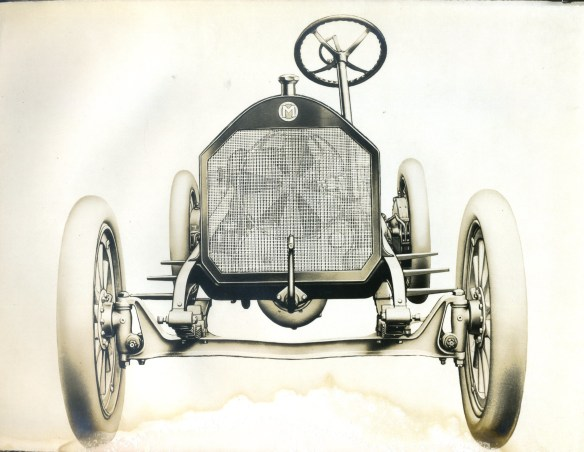 1913 Sales Book front chassis