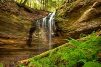 Olson Falls by Mike Zajczenko