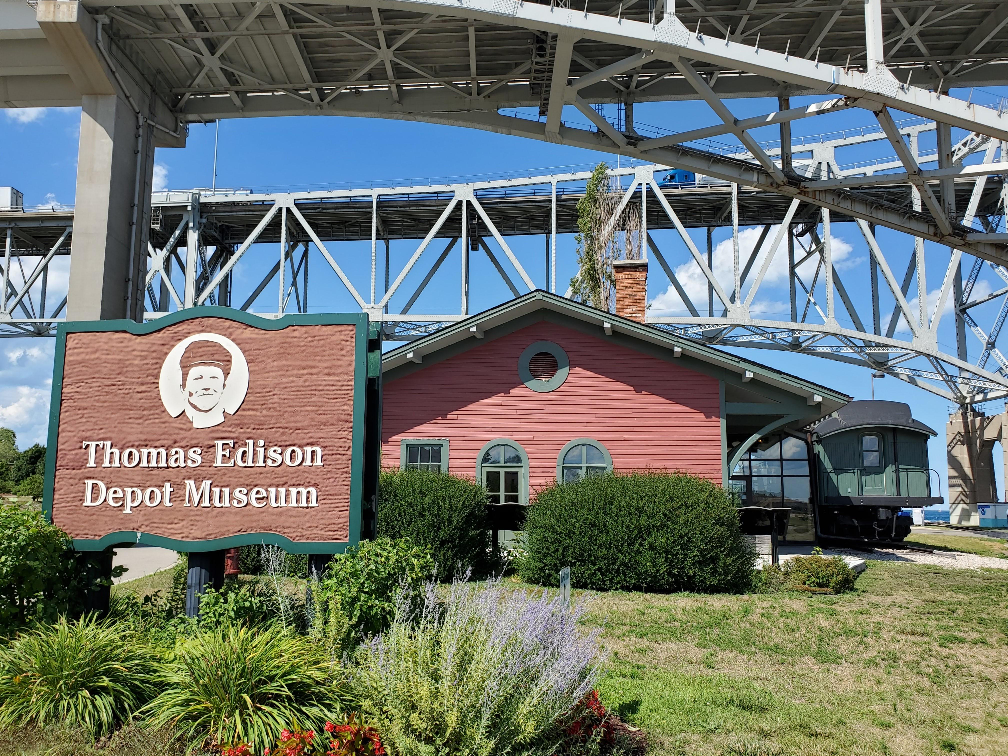 Thomas Edison Museum and Depot