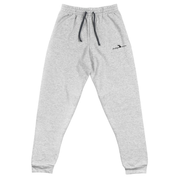 Michigan Travelist Embroidered Men's Joggers