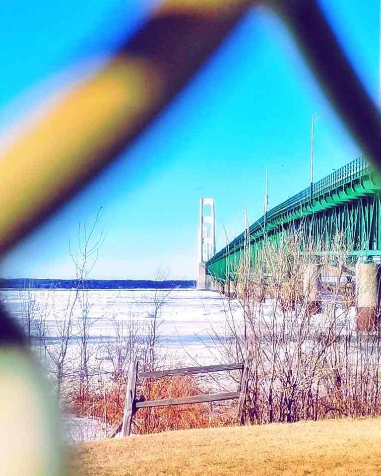 Mackinac Bridge - Michigan Travelist