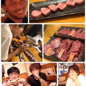 1枚¥1800の牛タン
