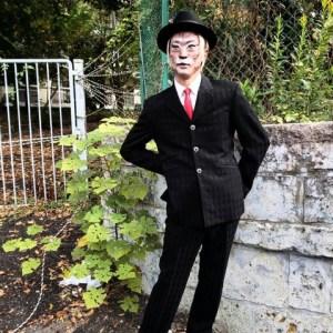 ハロウィンメイクで猫になってバロン男爵と呼ばれた日