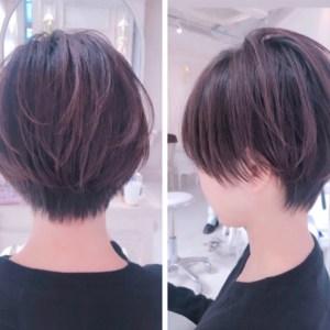 令和の縮毛矯正は、丸くふんわり。ショートヘアを縮毛矯正でデザインする!