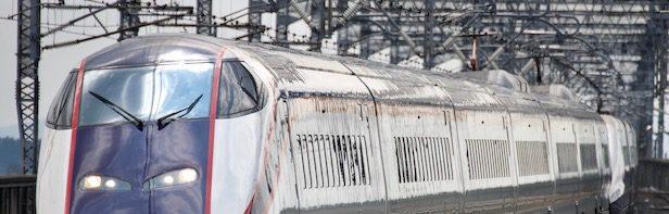 那須塩原の新幹線 – 「みちのく撮り鉄記」20190324