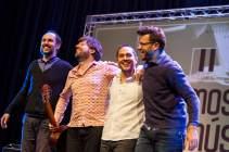 Quarteto no WTC em SP 2016