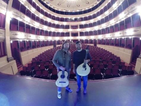 Teatro Solis, Montevideo, Uruguay