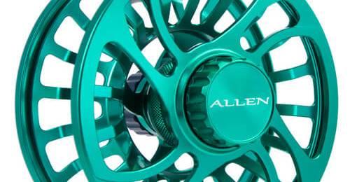 Product Review: Allen Kraken II Reel