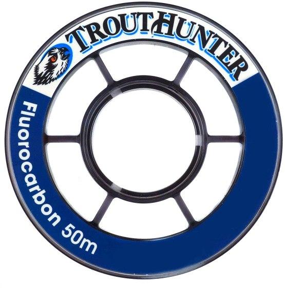 trout hunter flourocarbon tippet