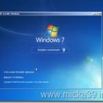Quelques captures d'écran de la version Française de Windows 7 RC