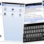 L'application Google Docs arrive sur Android