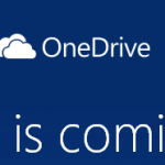 Skydrive deviendra prochainement OneDrive