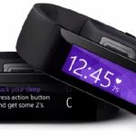 Microsoft présente son bracelet connecté, le Microsoft Band