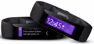 Bracelet Microsoft Band