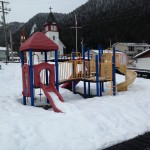 Hartley Bay Original Playground 2