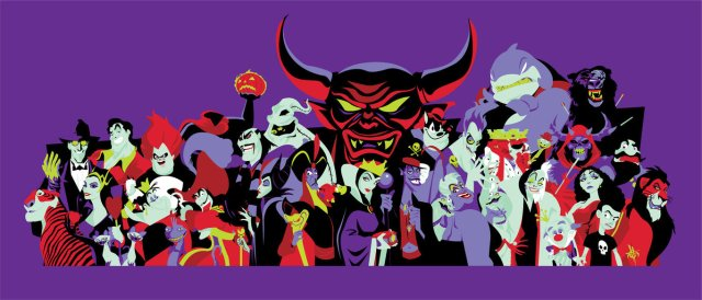 Image result for disney villains