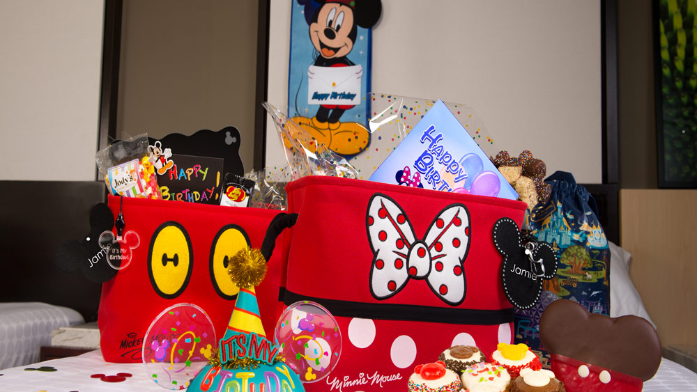 New In Room Celebrations Available With Walt Disney Travel Company Packages Mickeyblog Com