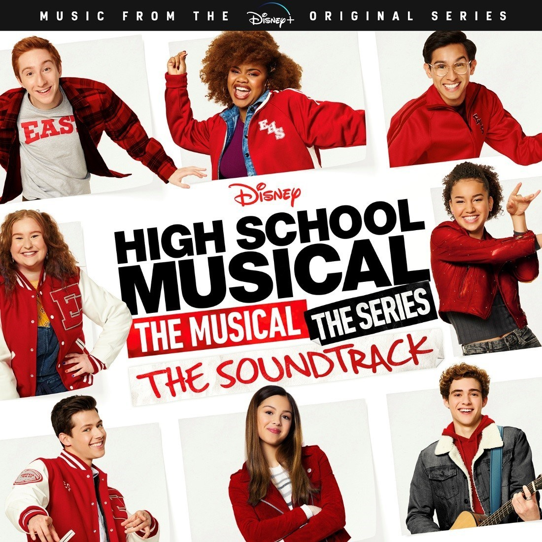 High School Musical The Musical The Series The Songs