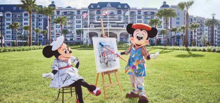 Celebrating Mickey And Minnie S 92nd Birthday Around The World Mickeyblog Com