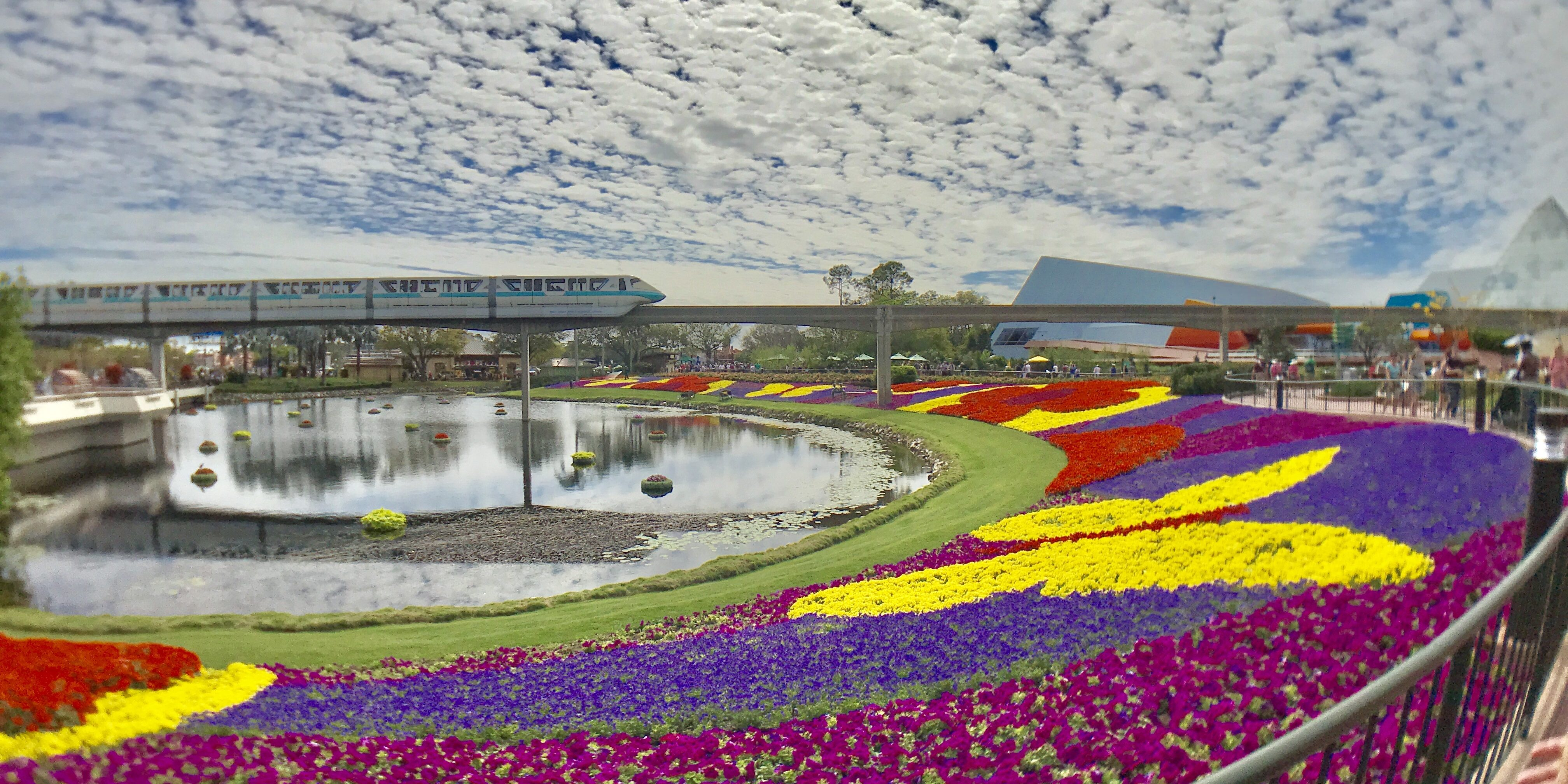 Photo Post Flower And Garden Festival At Epcot