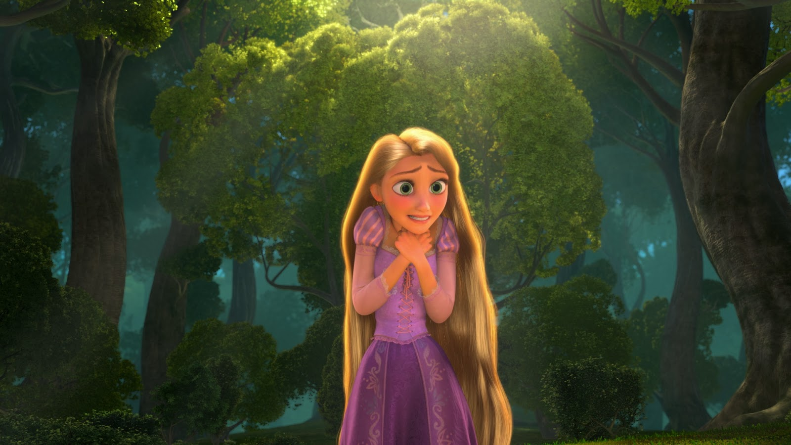 Princess Rapunzel Mickey Mouse Pictures