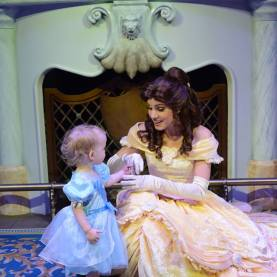 belle and non participating family member