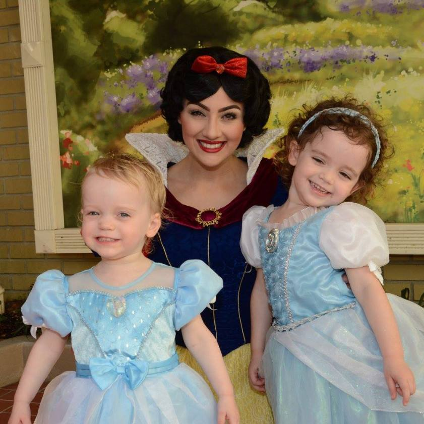 snow white hits main street