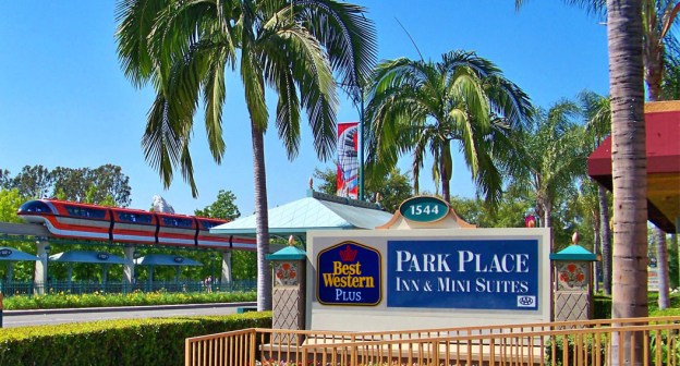 Best Western Plus Park Place Inn and Mini Suites