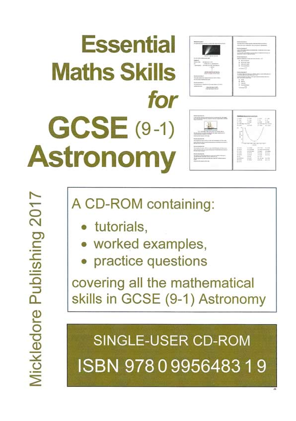 Essential Maths Skills for GCSE (9-1) Astronomy