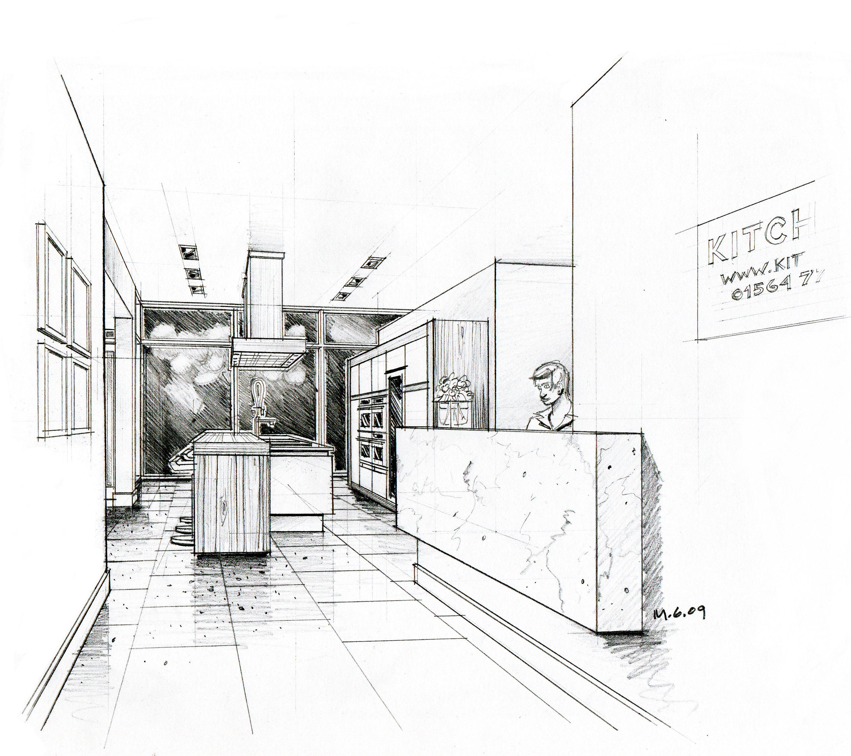 Reception Desk Construction Drawings Wooden Build Your