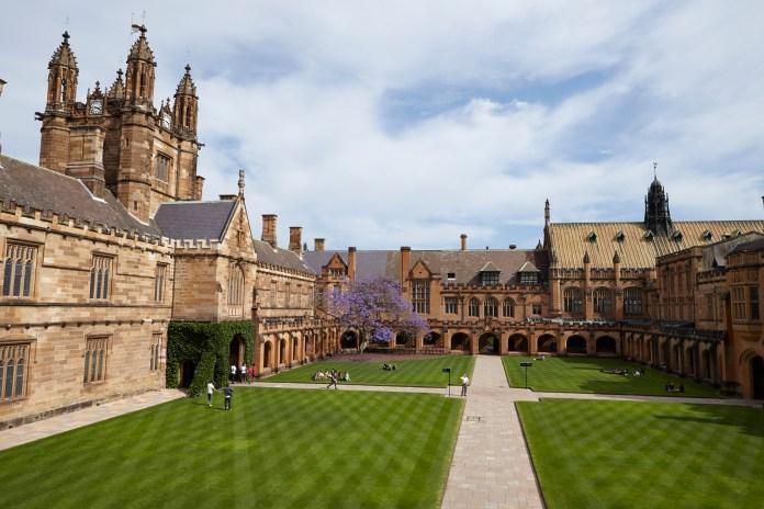 University crypt