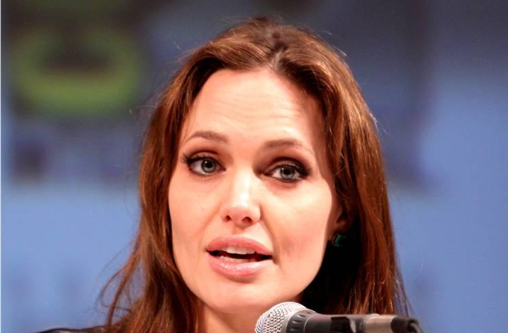 Angelina Jolie dating rumors
