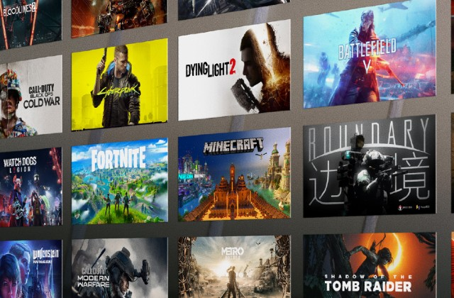 The RTX 3000 series graphics cards will support plenty of games this year