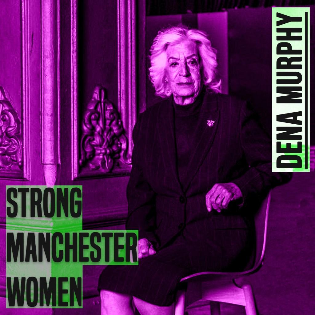 Strong Manchester Women Podcast: Episode 12 – Dena Murphy