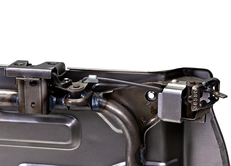 Automotive Seat Back