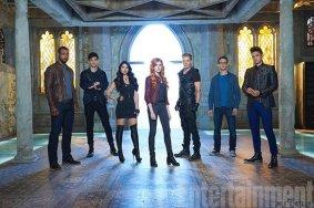 Cast de Shadowhunters