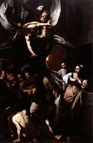 Le sette opere della Misericordia, Napoli, Pio Monte della Misericordia 1607, Archivio Pio Monte della Misericordia_ph.LucianoPedicini