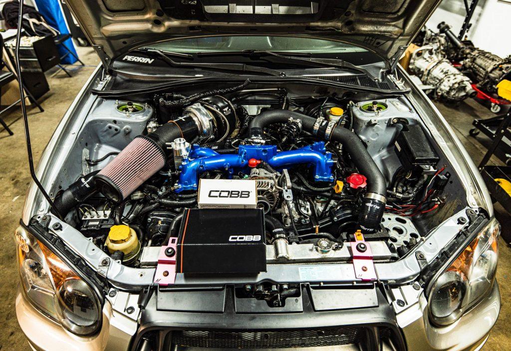 2005 Blobeye Subaru STI Parts
