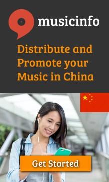 chinese distribution musicinfo