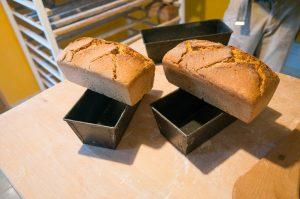 Les pains de seigle et d'epeautre