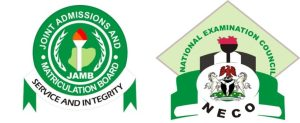 Cost of JAMB And NECO Forms