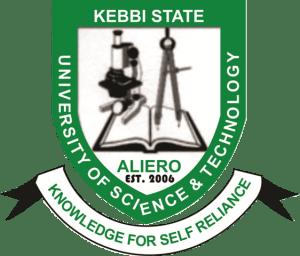 Kebbi State University of Science and Technology, Aliero KSUSTA Post-UTME/Direct Entry (DE) Screening Form