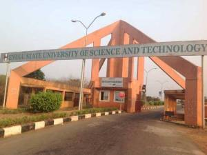 List of courses offered in Enugu State University of Science and Technology, ESUT
