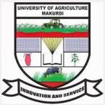 List of courses offered in Federal University of Agriculture, Makurdi (Fuam)
